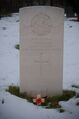 20081 Pte. I. Dugdale (headstone-winter).jpg