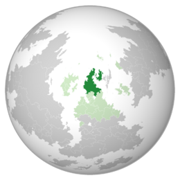 Location of Jeongmi (dark green) - in the Sinju Union (green)