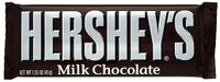 A newer, plastic-wrapped Hershey Bar
