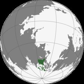 Localização Hallestein