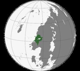 Localização Pindorama
