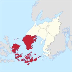 Localização de Lalkenhan em Helgedoff.