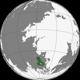 Localização Tulysanne