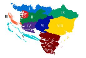 Divisão política de Kylmättä