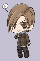 Leon Scott Kennedy by SisterBelldandy.png