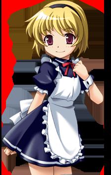 Satoko Waitress Alchemist.png