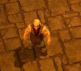 Dwarf workman