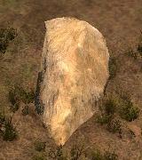 Large limestone deposit