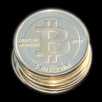 比特幣錢幣樣式
