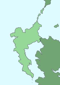 Map of Wo Xi